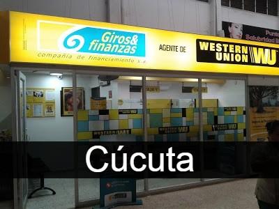 Giros finanzas Cúcuta