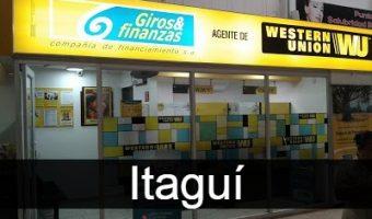 Giros finanzas Itaguí