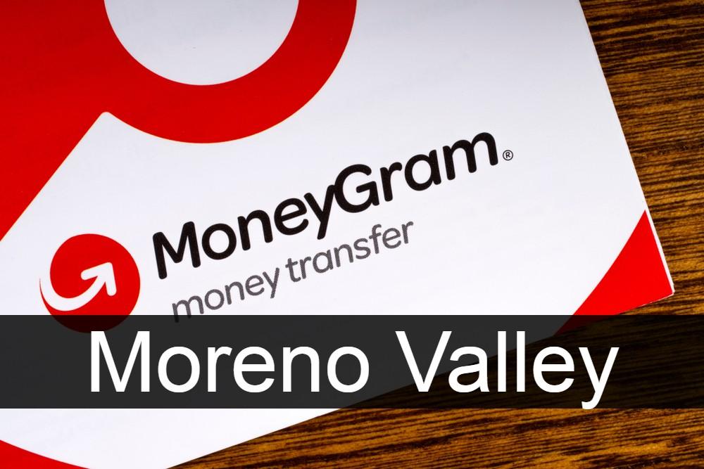 Moneygram Moreno Valley