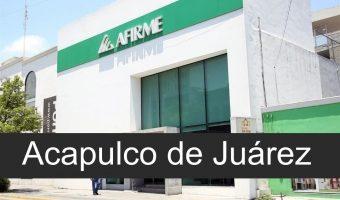 afirme en Acapulco de Juárez