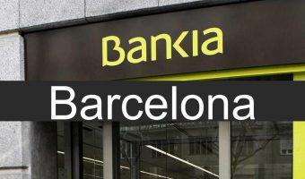bankia en Barcelona