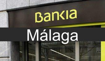 bankia en Málaga