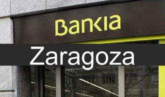 bankia en Zaragoza
