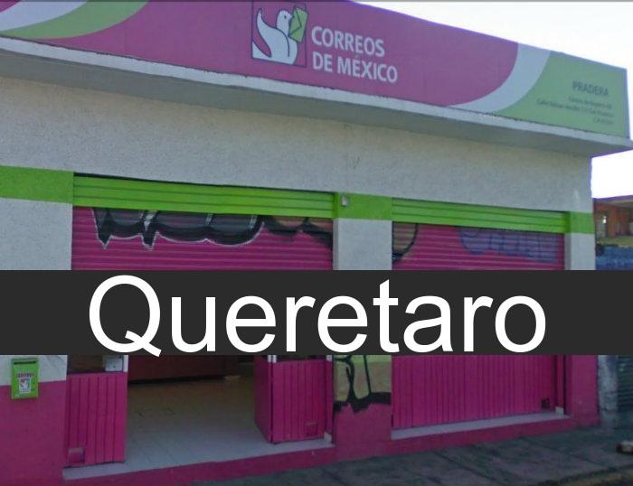 correos de mexico en Queretaro