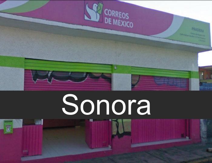 correos de mexico en Sonora