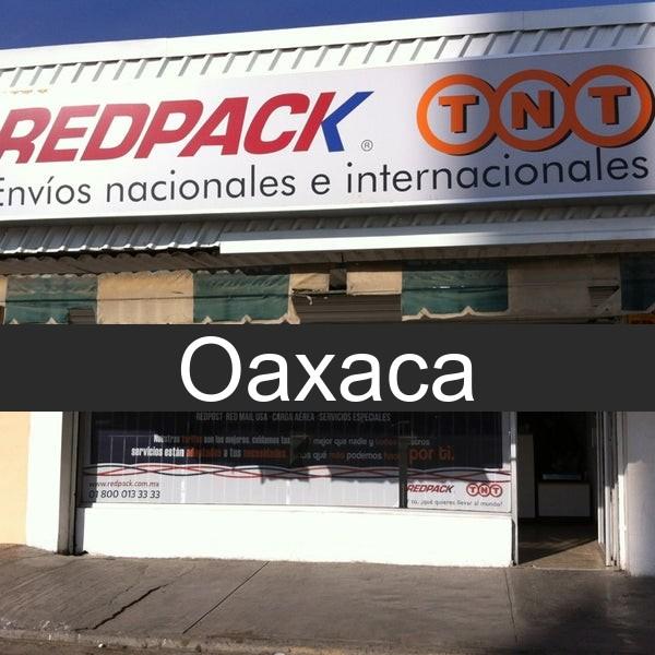 redpack en Oaxaca