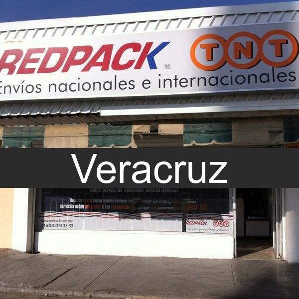 redpack en Veracruz