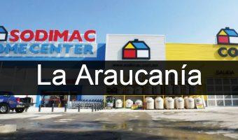 sodimac en La Araucanía
