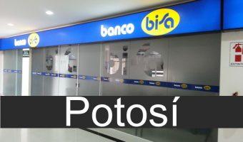 Banco Bisa en Potosí