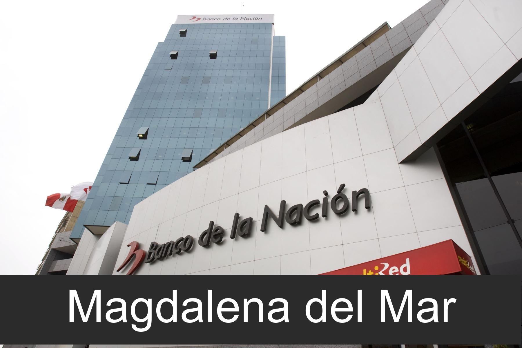 Banco de la Nación en Magdalena del Mar
