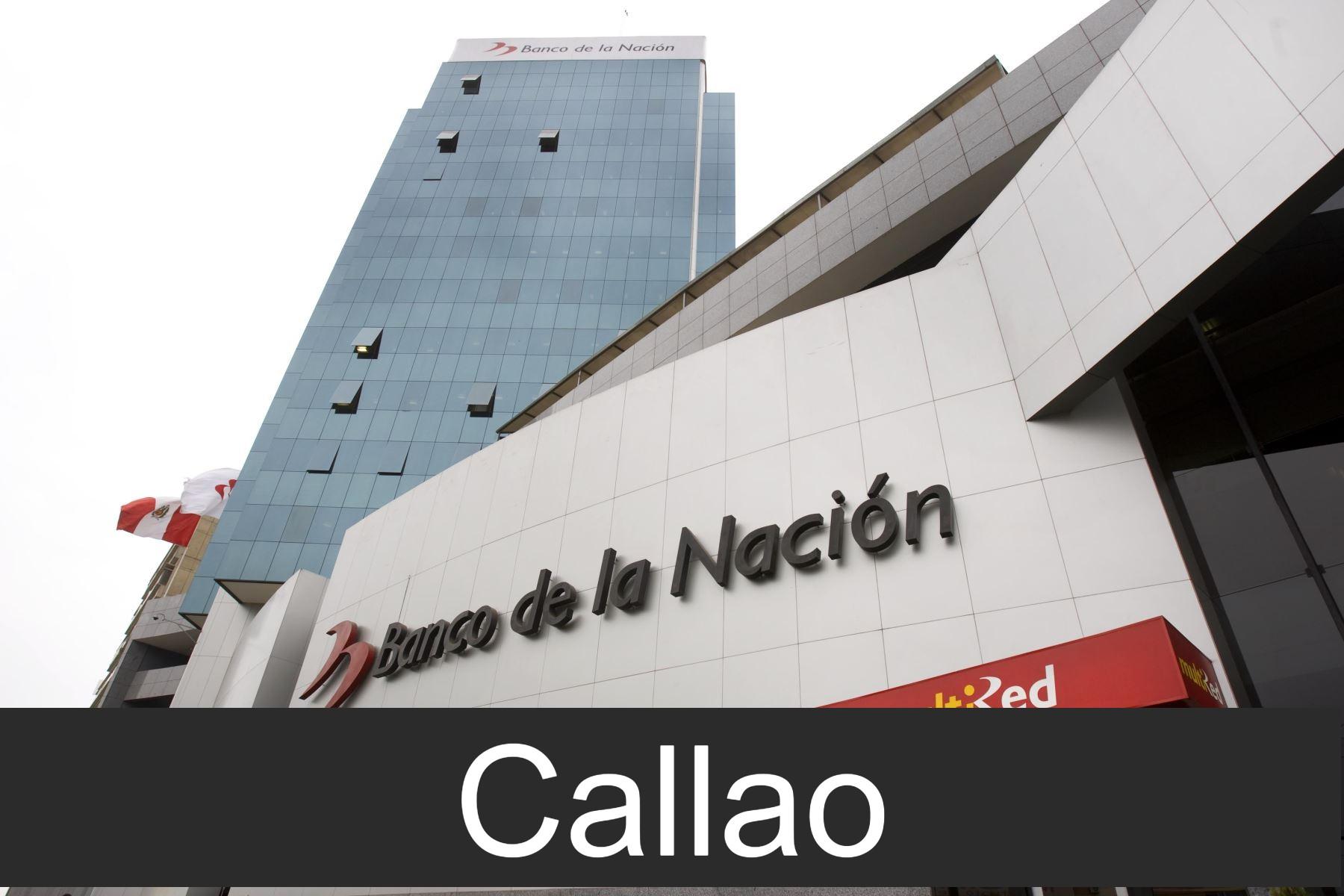 banco de la nacion en Callao
