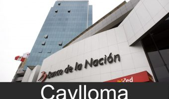 banco de la nacion en Caylloma