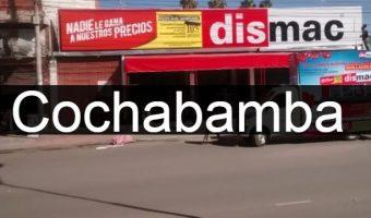 dismac en Cochabamba