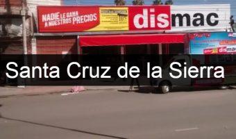 dismac en Santa Cruz de la Sierra