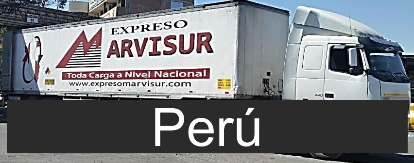 expreso Marvisur en Perú