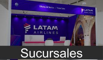 latam airlines en Perú