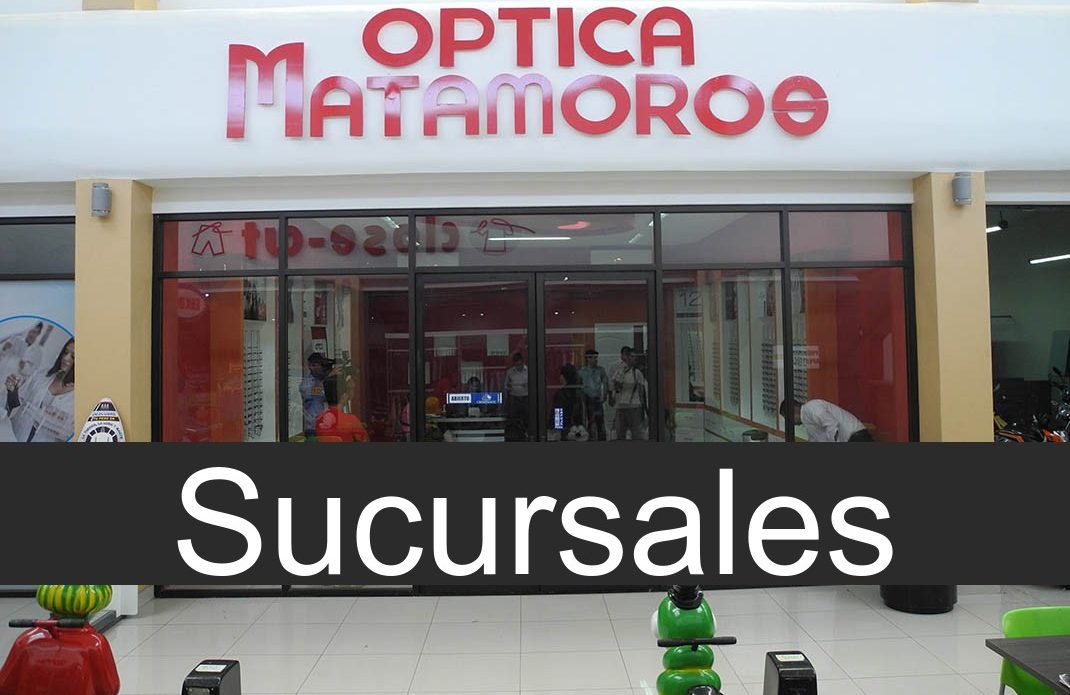 optica matamoros en Nicaragua