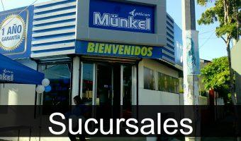 opticas munkel en Nicaragua