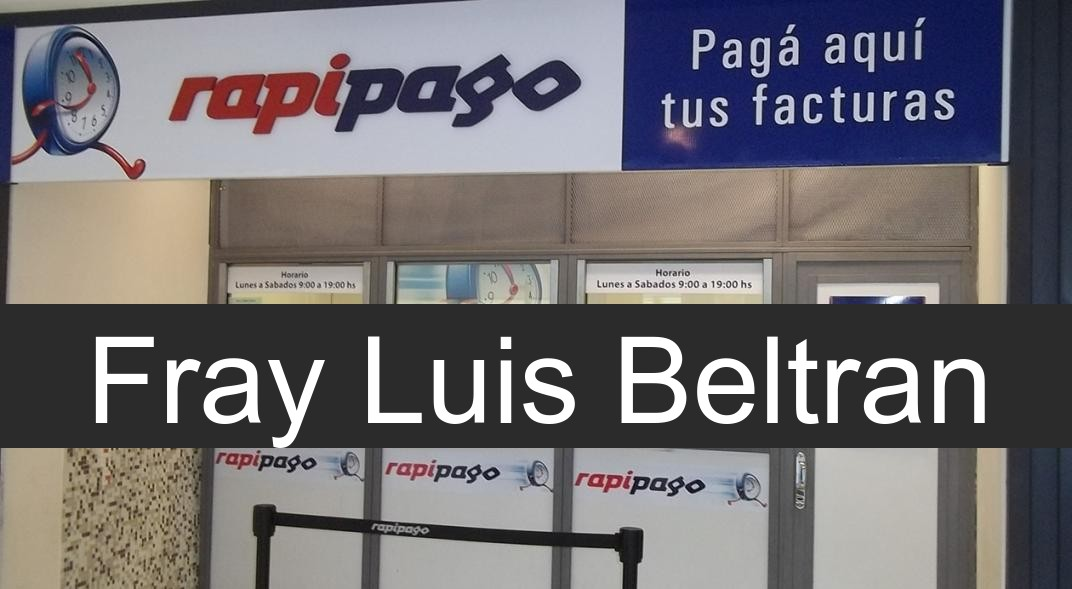 rapipago en Fray Luis Beltran