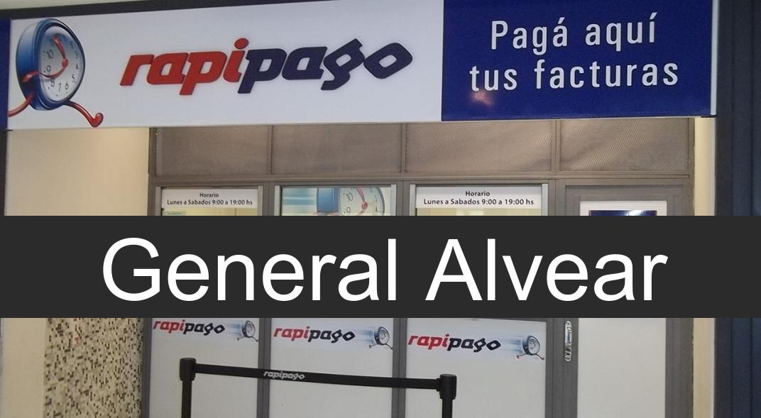 rapipago en General Alvear