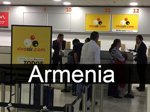 viva air en Armenia