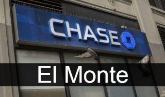 Chase Bank El Monte