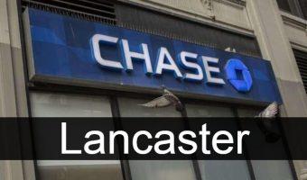 Chase Bank Lancaster