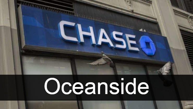 Chase Bank Oceanside