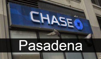 Chase Bank Pasadena