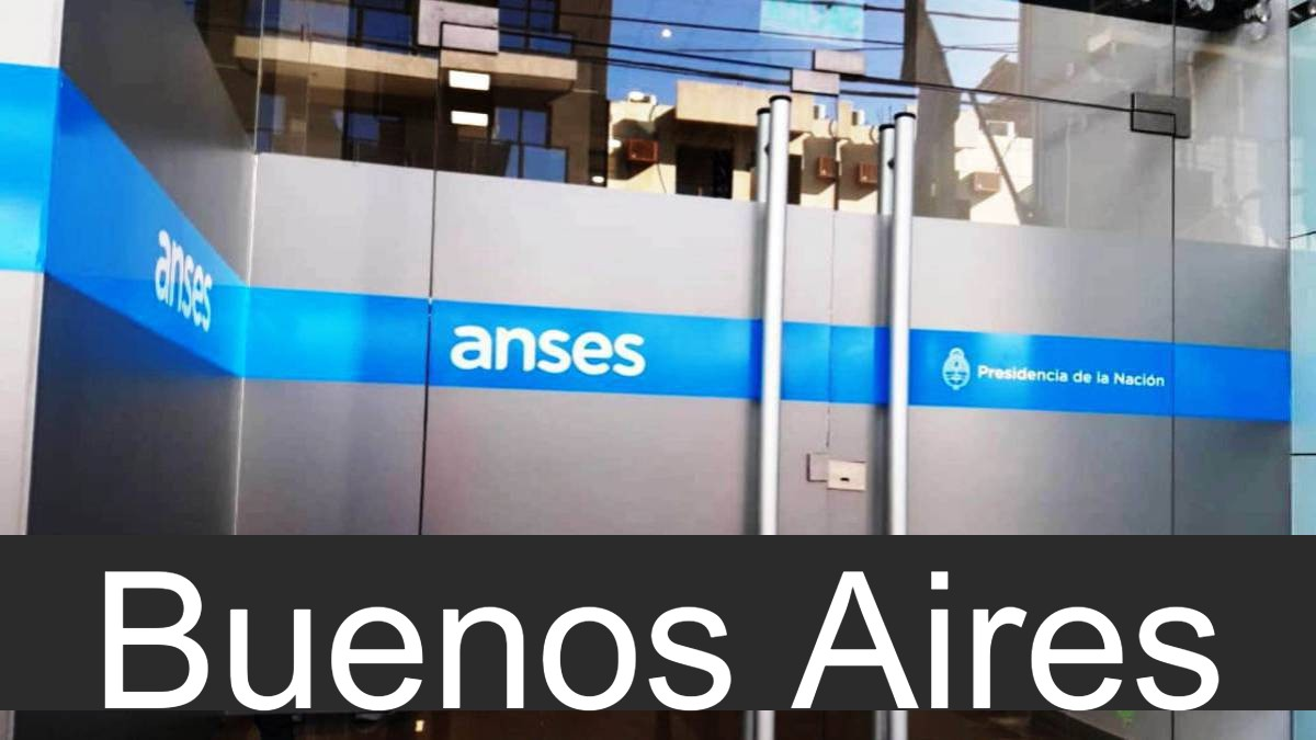 anses en Buenos Aires