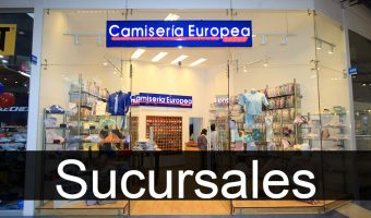 camiseria europea en Colombia
