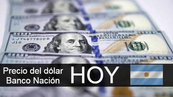 dolar banco nación hoy argentina
