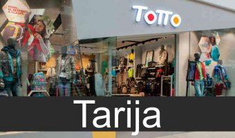 totto en Tarija