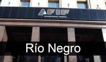 Afip Río Negro
