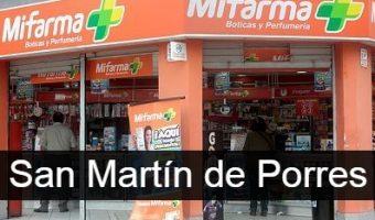 Mifarma San Martín de Porres