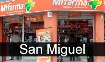 Mifarma San Miguel