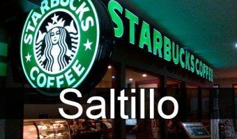 Starbucks en Saltillo