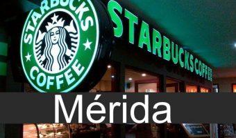 starbucks en Mérida