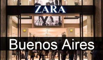 zara en Buenos Aires