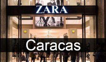 zara en Caracas