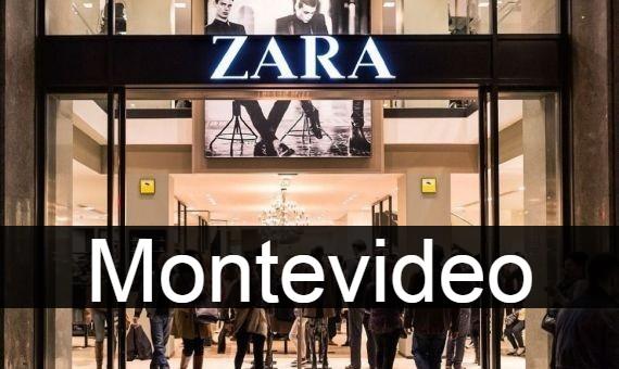 zara en Montevideo