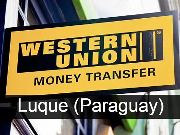 Western union en Luque (Paraguay)