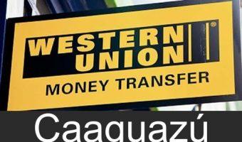 western union en Caaguazú
