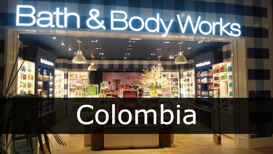 Bath and Body Works Colombia