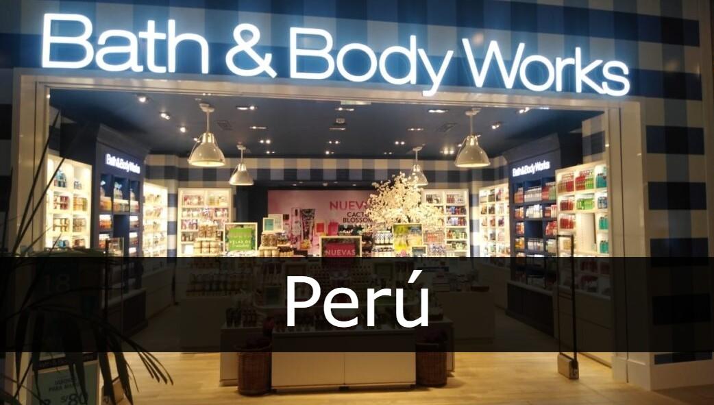 Bath and Body Works Perú