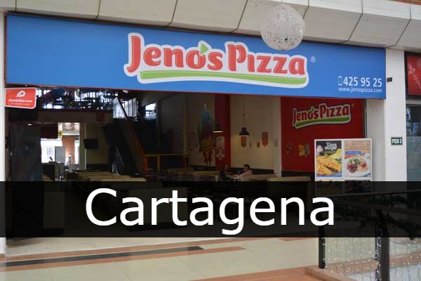 Jenos Pizza Cartagena