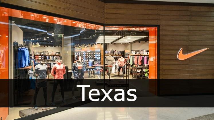 Nike Texas