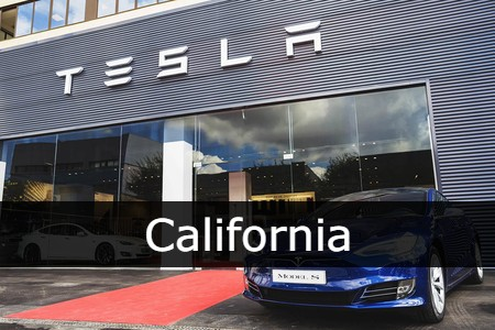 Tesla California