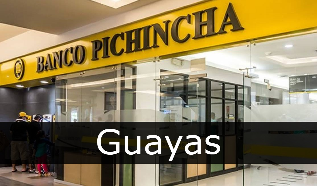 banco pichincha Guayas