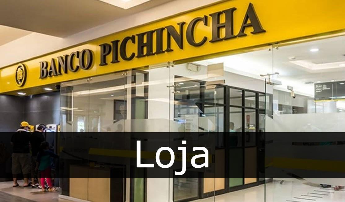 banco pichincha Loja